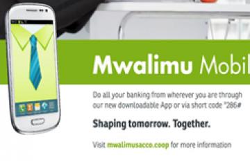 MWALIMU GO MOBILE APP